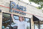 Susan Murphy – Founder of Pages Bookshop